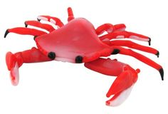 Articulated Murano Glass Crab