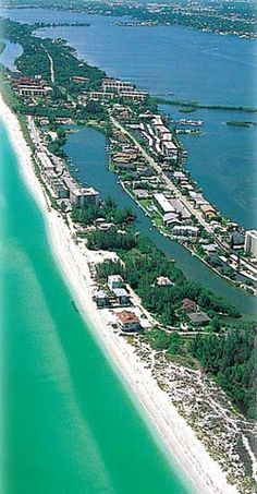 Well - I haven't been here yet, but I'm sure I will!  Siesta Key, here we come!