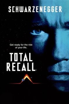 """Total Recall"", science fiction action film by Paul Verhoeven (USA, 1990)"
