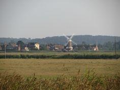 Cley Windmill, North Norfolk