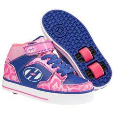 Heelys HX2 Cruz - Pink / Blue