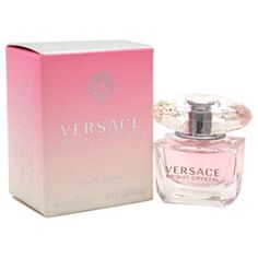 Versace Bright Crystal Mini Eau De Toilette for Women, 0.17-Ounce womens perfume Packaging for this product may vary from that shown in the image above This item is not for sale in Catalina Island Versace Bright Crystal Mini Eau De Toilette for Women, 0.17-Ounce Launched by the design house of Gianni Versace.Whenapplyingany fragrance please consider that there are several factors which can affect the natural smell of your skin and, in turn, the way a scent smells on you. For instance…