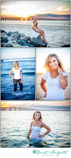beach senior pictures - Google Search