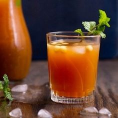 Jal Jeera -Indian Tamarind & Cumin Cooler with hints of mint, ginger & chillies.