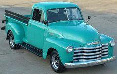 1950 Chevy Truck via Collector Motors