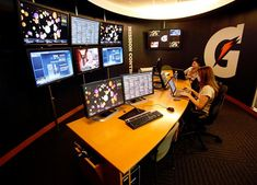 The company recently (2010) created the Gatorade Mission Control Center inside of its Chicago headquarters, a room that sits in the middle of the marketing department and could best be thought of as a war room for monitoring the brand in real-time across social media.