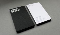 Cool Business Cards - Fuse Design