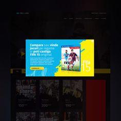 Fifa 15, Portfolio Web Design, Lorem Ipsum, The Originals, Grief