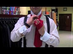 Nudo De Corbata Windsor Alucinante - Como Hacer Nudo Windsor - Bere Casillas - YouTube