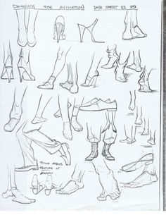 Academy of Art Character and Creature Design Notes: Foot Reference Academy of A. - Academy of Art Character and Creature Design Notes: Foot Reference Academy of Art Charakter und Kr - Tutorial Draw, Figure Drawing Tutorial, Human Figure Drawing, Figure Drawing Reference, Animation Reference, Animation News, Anatomy Reference, 3d Drawing Techniques, Drawing Lessons
