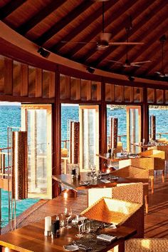 Dine on Asian-inspired dishes at Jing and pair with a rare vintage from the wine cellar. Constance Halaveli (North Ari Atoll, Maldives) - Jetsetter