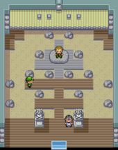 Pewter Gym Generation 3 FRLG