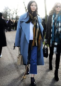 Find and save ideas about street style on Women Outfits. Fashion Mode, Fashion Outfits, Italy Fashion, Net Fashion, Street Fashion, High Fashion, Luxury Fashion, Womens Fashion, Looks Style
