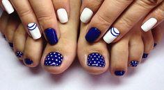 toenail art design