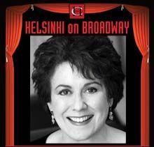 Judy Kaye at Helsinki on Broadway, March 22.