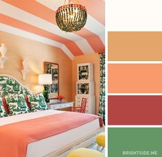 21 Best bright bedroom colors images | Bedroom colors, Good ...