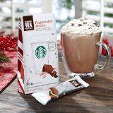 Starbuck's VIA Ready Brew Peppermint Mocha Arabica Coffee - http://www.freeshippingcoffee.com/brands/starbucks/starbucks-via-ready-brew-peppermint-mocha-arabica-coffee/ - #Starbucks