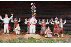 O Rancho, representado no Maior Presépio do Mundo em movimento. Aberto até 19 de Março. Todos os dias das 8h as 24h!