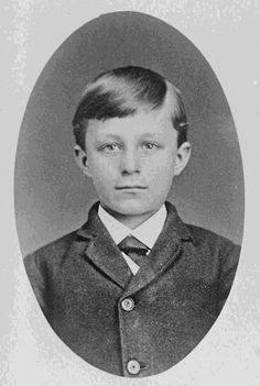 """* Wilbur Wright * 1876.  Um dos famosos """"Irmãos Wright"""" os Pais da Aviação."""
