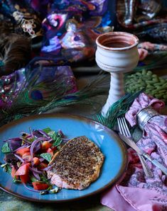 Gather journal // photography // Color Play // Photograph by Martyn Thompson Food Styling by Maggie Ruggiero Styling by Molly Findlay
