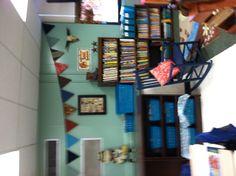 Western classroom- I can make that bandana banner!