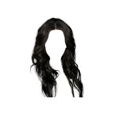 ❤ liked on Polyvore featuring beauty products, haircare, hair styling tools, hair, hairstyles, doll parts, wigs and brown hair