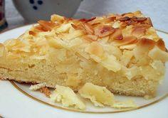 Apfel - Mandel - Kuchen mit Eierlikör 4