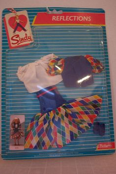 Sindy 1985 Reflections Harlequin by mad-about- fleur, via Flickr