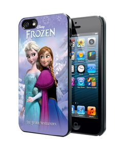Disney Frozen, Princess Anna and Elsa iPhone 4 4S 5 5S 5C Case