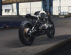 BMW R100R By Diamond Atelier Hell Kustom