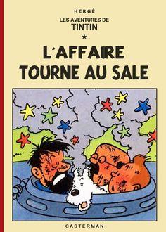 18 - L'affaire Tournesol