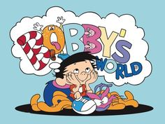 O Fantástico Mundo de Bobby, 1990 | 70 desenhos que farão você ter orgulho de ser uma criança dos anos 90