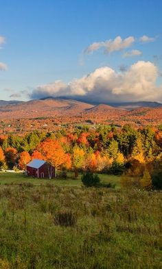 The 10 Best Fall Hiking Trails in the U.S.