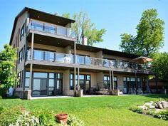 Condo for sale in Trois-Rivières, Mauricie, Rue Notre-Dame Ouest, 26299424 - Centris Trois Rivieres, Condos For Sale, Quebec, Rue, Notre Dame, Houses, Mansions, House Styles, Home Decor