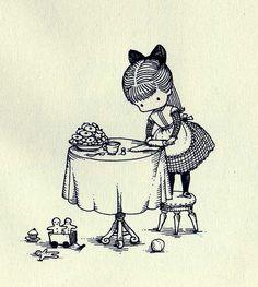 Christmas Baking Joan Walsh anglund