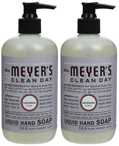 Mrs. Meyer's Clean Day Liquid Hand Soap. Love the smell!
