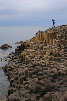 Giant's Causeway, Northern Ireland (by alessandro 1948)