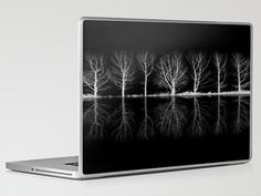 Echo in the Trees B Laptop & iPad Skin by Ally Coxon - $30.00