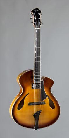 Archtop Guitar, Acoustic Guitar, Guitars, Sonic, Mandolin, Violin, Bass, Music Instruments, Vintage