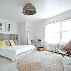 la corde investit le tapis pour un esprit nature dans la chambre coucher - Tapis Chambre