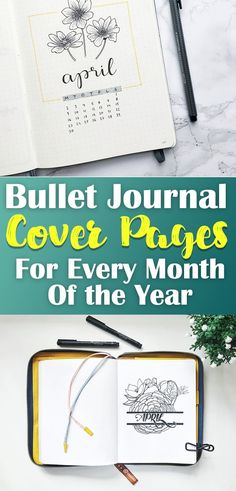 Bullet journal first page designs. Beautiful bullet journal design cover ideas for every month of the year. Source by planningmindfully Related posts: Bullet Journal Ideas For Creating & Achieving Your Health Goals For The New Year … Continue reading →