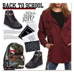 """""""The First Day of School!"""" by paculi on Polyvore"""