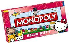 Amazon.com: Monopoly Hello Kitty: Toys & Games