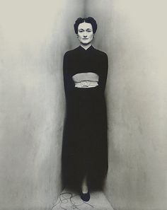 duchess of windsor by irving penn, 1948.