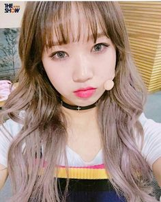 These contacts on Yoojung are life