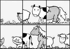Emotions Preschool, Farm Activities, Animal Crafts, Farm Animals, Teaching Resources, Homeschool, Crafts For Kids, Crafty, Education