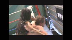 Interracial Mixed Wrestling, Big Strong Woman  Mixed Wrestling Videos - http://www.SteelKittens.com