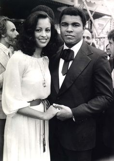 Muhammad and Veronica Ali