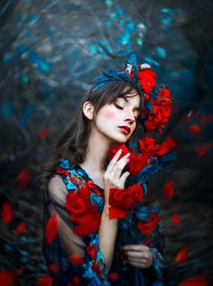 Beautiful Fine Art Portrait Photography by Ronny Garcia - Beauty Photography Fantasy Photography, Photography Women, Beauty Photography, Creative Photography, Digital Photography, Fine Art Photography, Portrait Photography, Photography Tutorials, Inspiring Photography