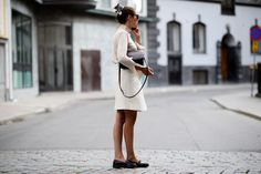 Look Effortlessly Cool at New York Fashion Week - Photo by Adam Katz Sinding-Wmag